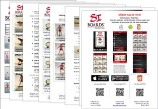 Si Boards Information Packet For All Orders